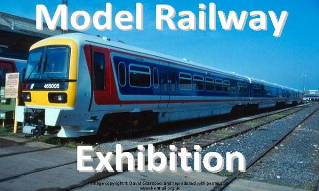 Model Railway Exhibition 17-18th September