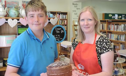 Top hygiene score for teenage Dartford baker