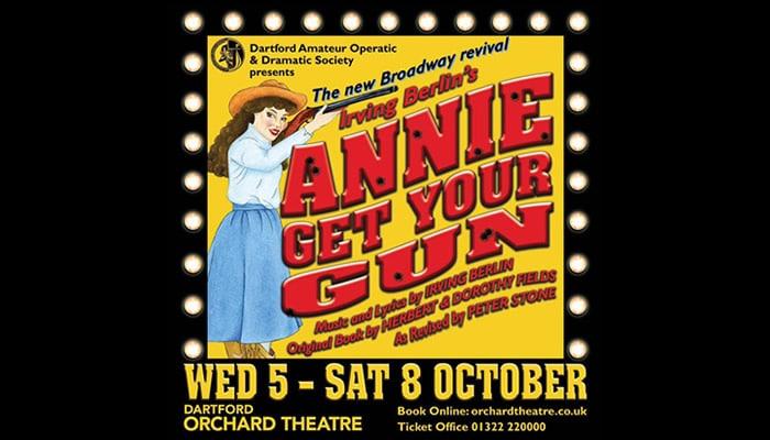 DAODS Annie Get Your Gun