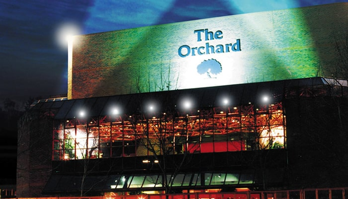 £500,000 REDEVELOPMENT PROJECT UNVEILED AT ORCHARD THEATRE, DARTFORD