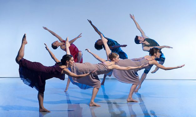 Richard Alston Dance Company makes its first visit to The Orchard Theatre, Dartford