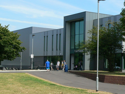 fairfield leisure centre
