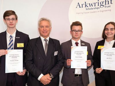 Arkwright Scholars 2016