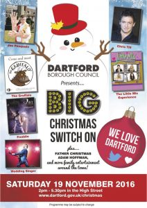 Big Switch On Poster