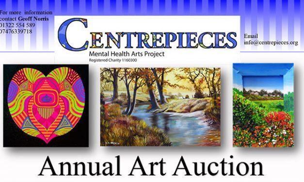 Centrepieces Annual Art Auction