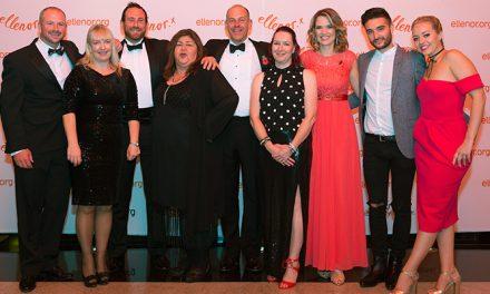 Orange Ball raises record amount for hospice charity ellenor