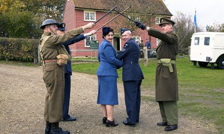 Step Back in Time and Enjoy Christmas 1940s Style