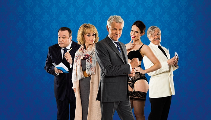 Orchard Theatre: Ray Cooney's Classic Comedy OUT OF ORDER