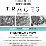 Traces Private View