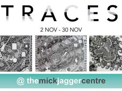 TRACES at The Mick Jagger Centre