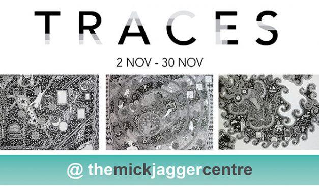 TRACES – A DAN Exhibition at The Mick Jagger Centre in Dartford