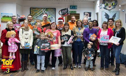 Dartford Toy Appeal 3: Over 1,000 Christmas presents for disadvantaged local children