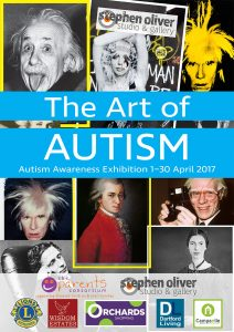 The Art of Autism Poster