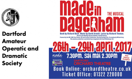 DAODS presents Made in Dagenham: The Musical