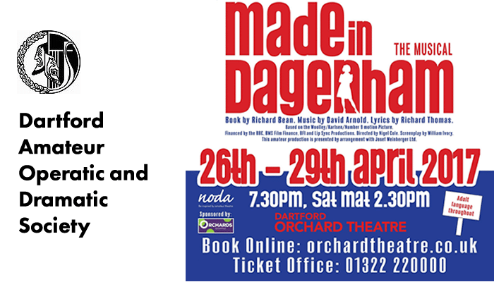 DAODS Made in Dagenham