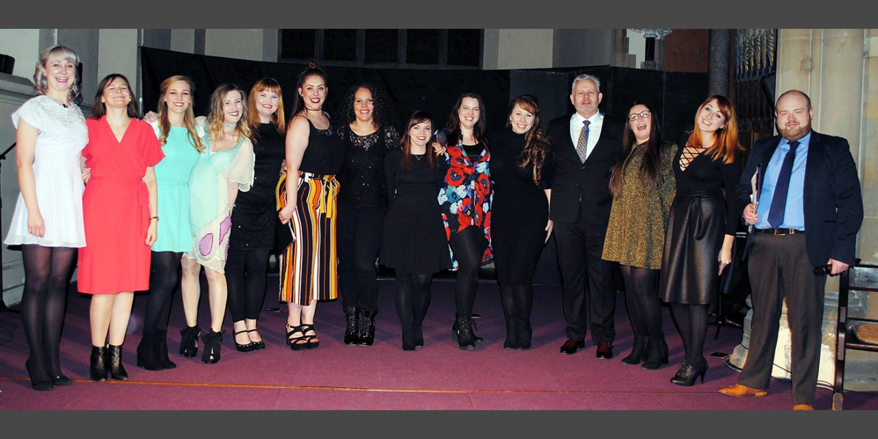 West End performers raise funds for Greenhithe church roof