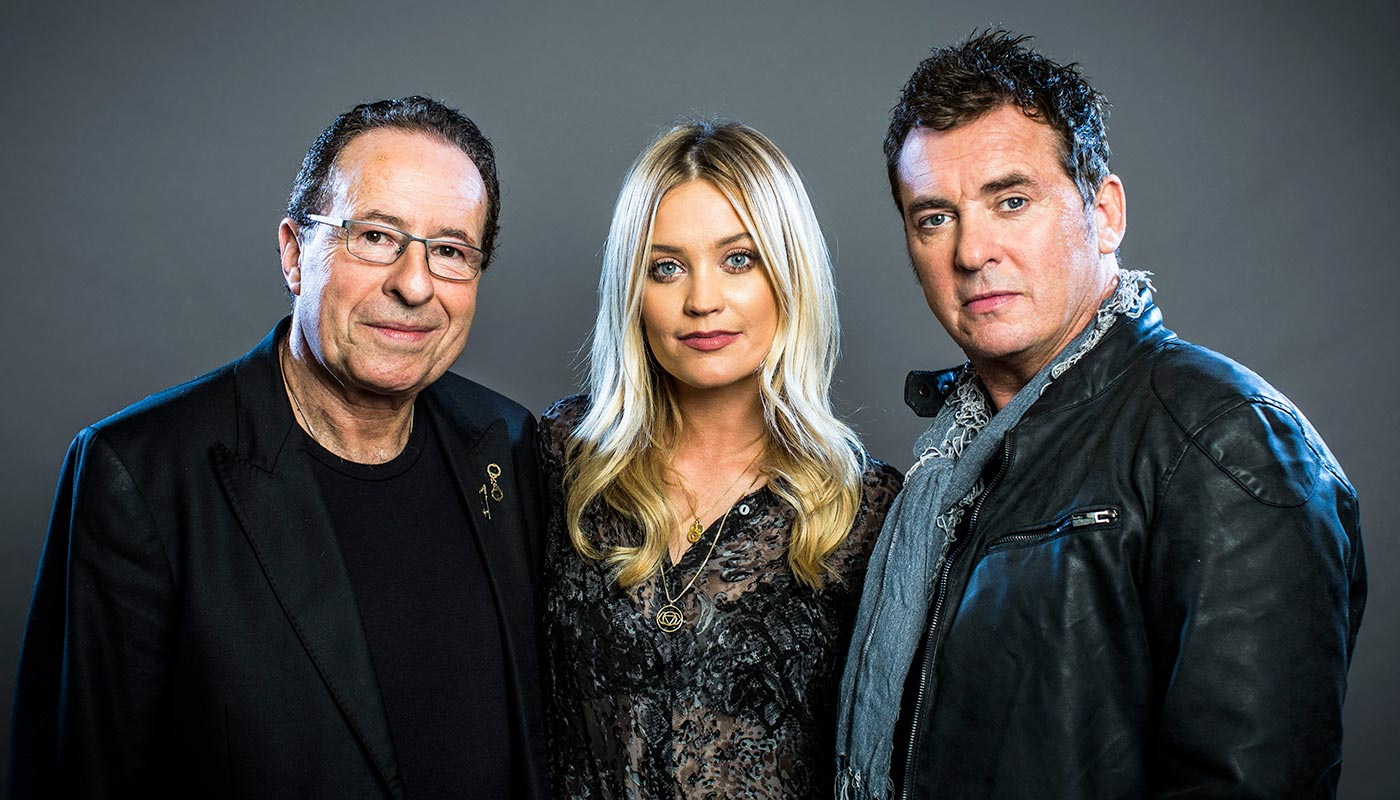 Peter James, Laura Whitmore and Shane Richie (Not-Dead-Enough)