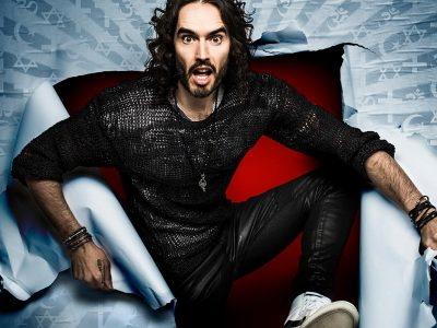 Russell Brand Re: Birth