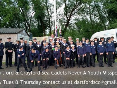 Dartford & Crayford Sea Cadets