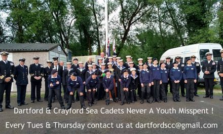 Dartford & Crayford Sea Cadets: Save Our Ship!