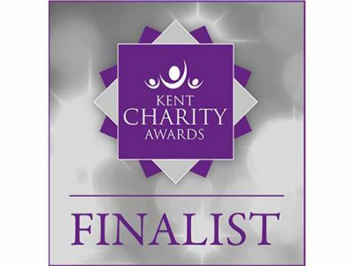 Kent Charity Awards Finalist