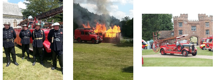 Lullingstone Fire Event