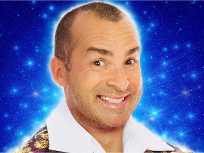 Louie Spence
