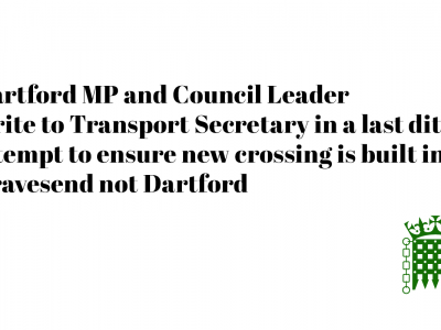 MP Writes to Transport Secretary