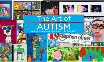 The Art of Autism: Dartford's 'Spring Exhibition'