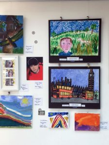 Autism Awareness at the Gallery