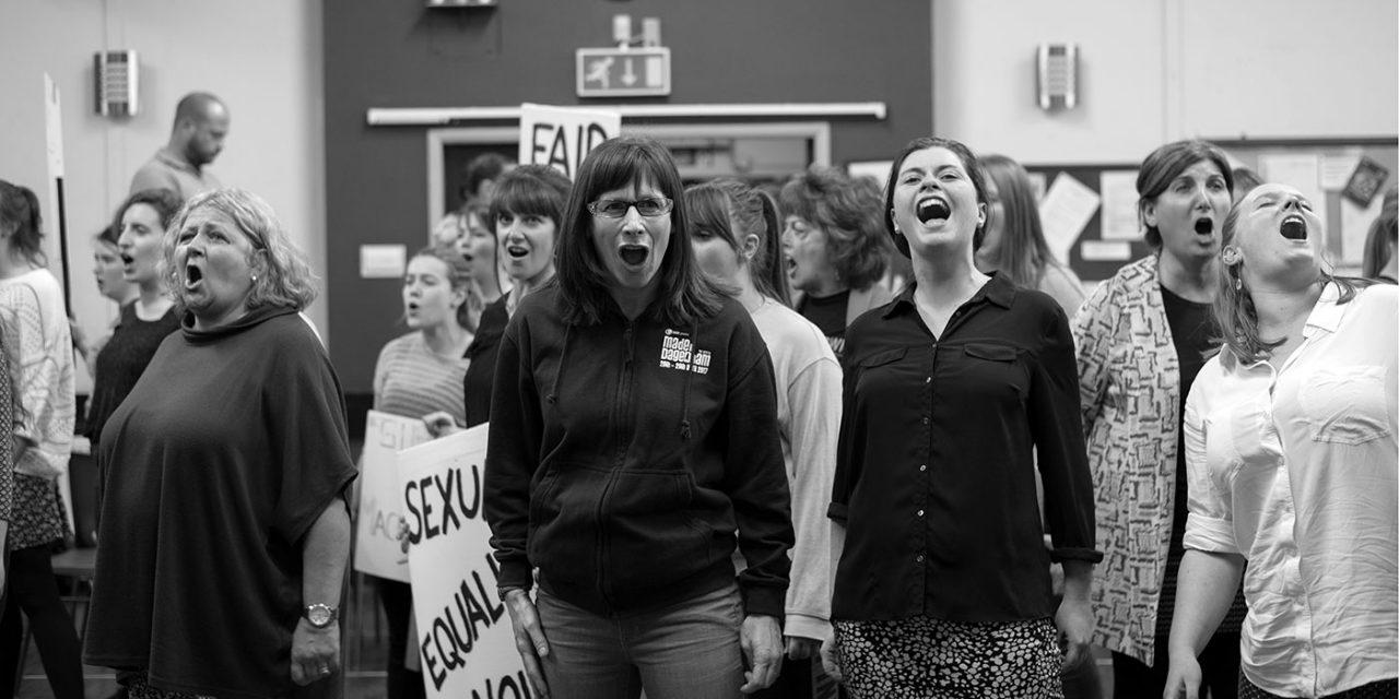 DAODS in full swing of rehearsals for 'Made in Dagenham'