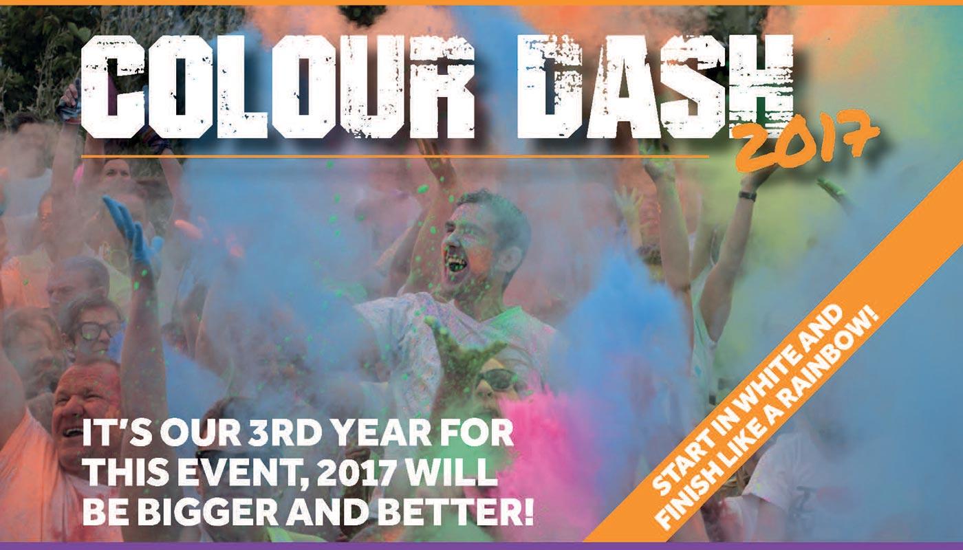 Beams Colour Dash 2017