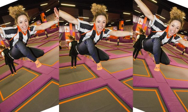 GraVity to Land Flagship Trampoline Park at Bluewater