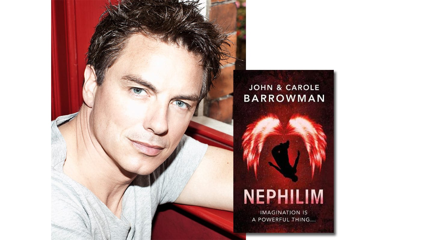 John Barrowman to visit Waterstones Bluewater