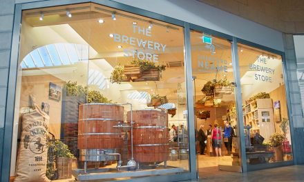 Bluewater brews up a storm with Shepherd Neame Experiential Store