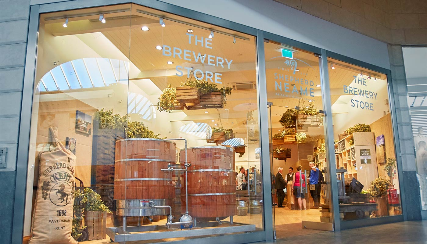 Bluewater Brewery Store