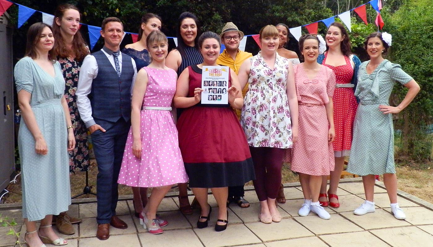 West End Performers Raise Funds for Greenhithe Church