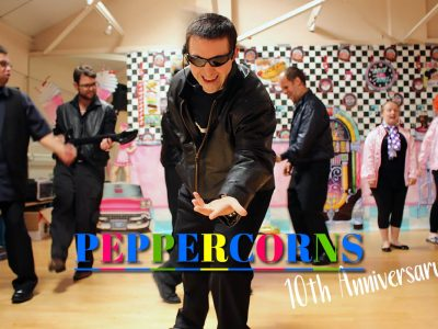 Peppercorns 10th Anniversary