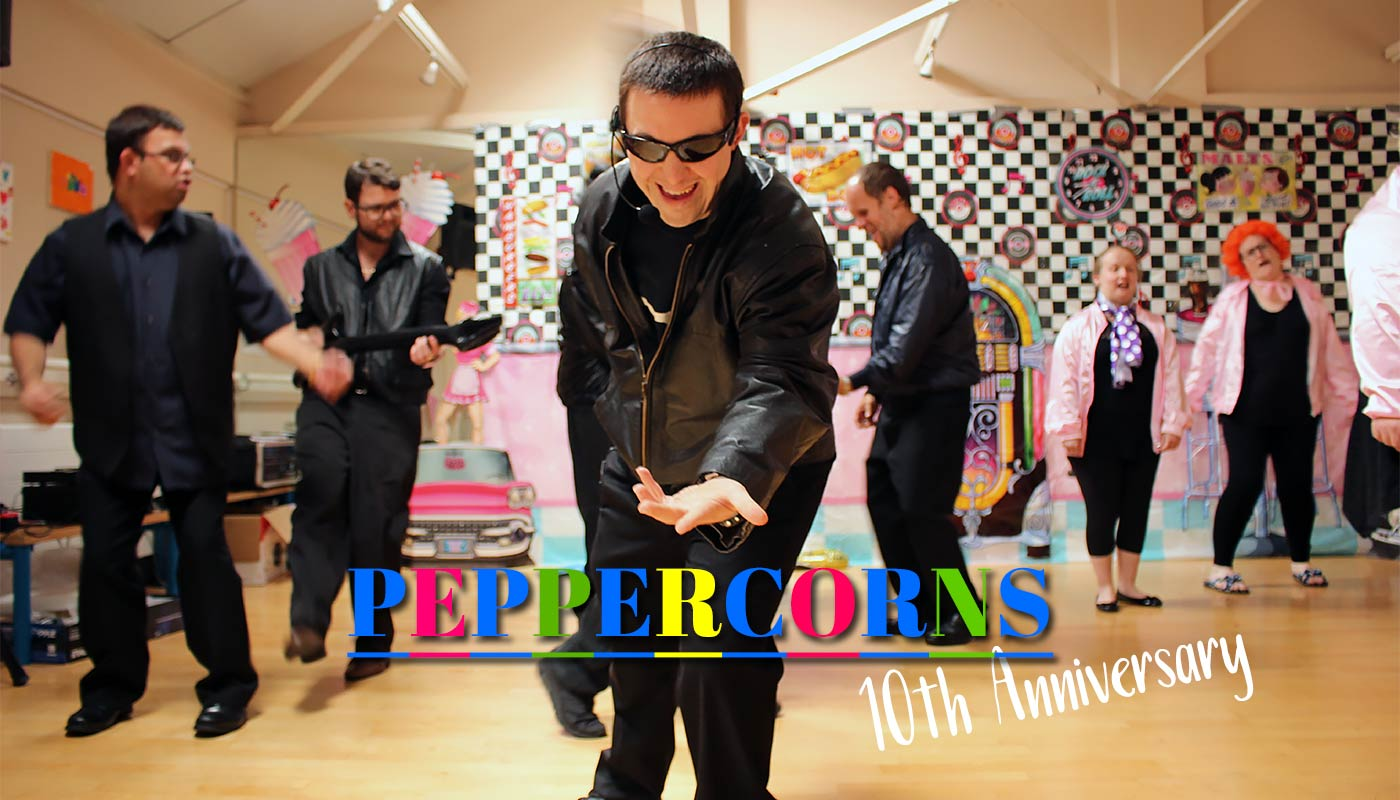 Peppercorns 10th Anniversary
