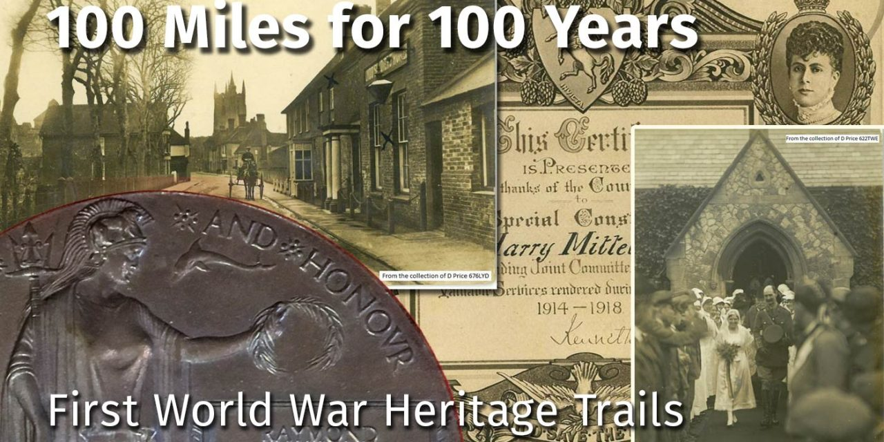 100 Miles for 100 Years: Appeal to Share Memories