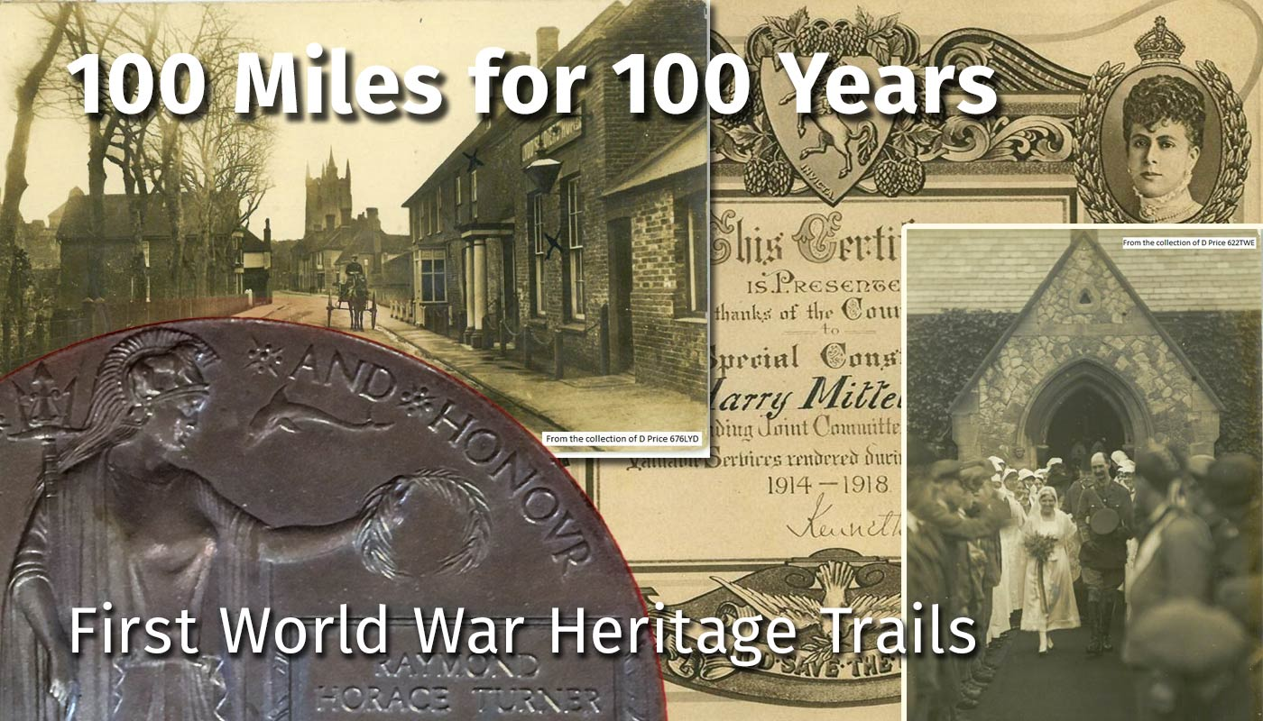 100 Miles for 100 Years Project