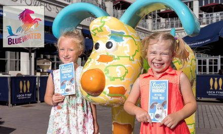 Gromit Unleashed® Character Trail is a big hit at Bluewater this Summer