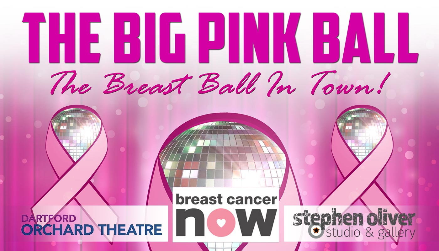 The Big Pink Ball – In Aid Of Breast Cancer Now