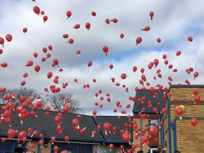 Maypole Balloon Race