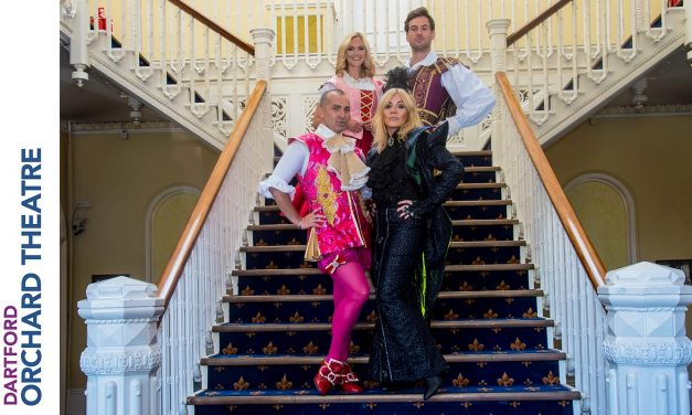 Orchard Theatre Launches Cinderella – This Year's Fairy Godmother of All Pantomimes!