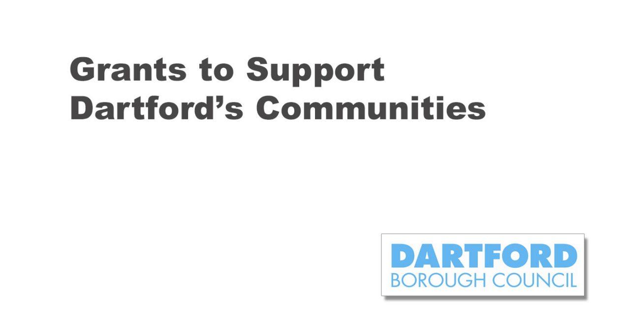 Grants to Support Dartford's Communities