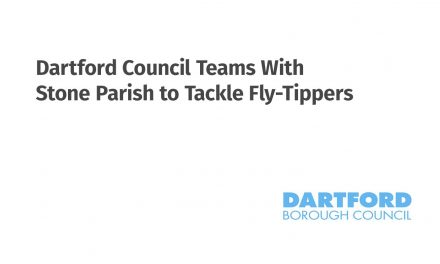 Dartford Council Teams With Stone Parish to Tackle Fly-Tippers