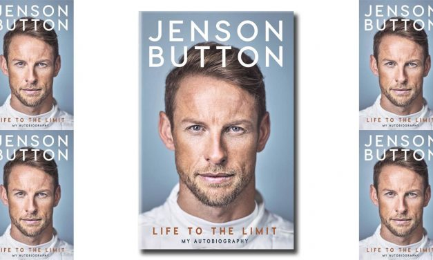 Jenson Button to Visit Waterstones Bluewater
