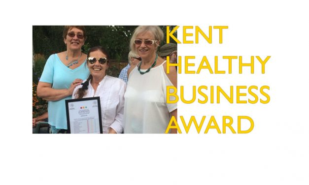 Local Businesses Achieved the Healthy Business Award