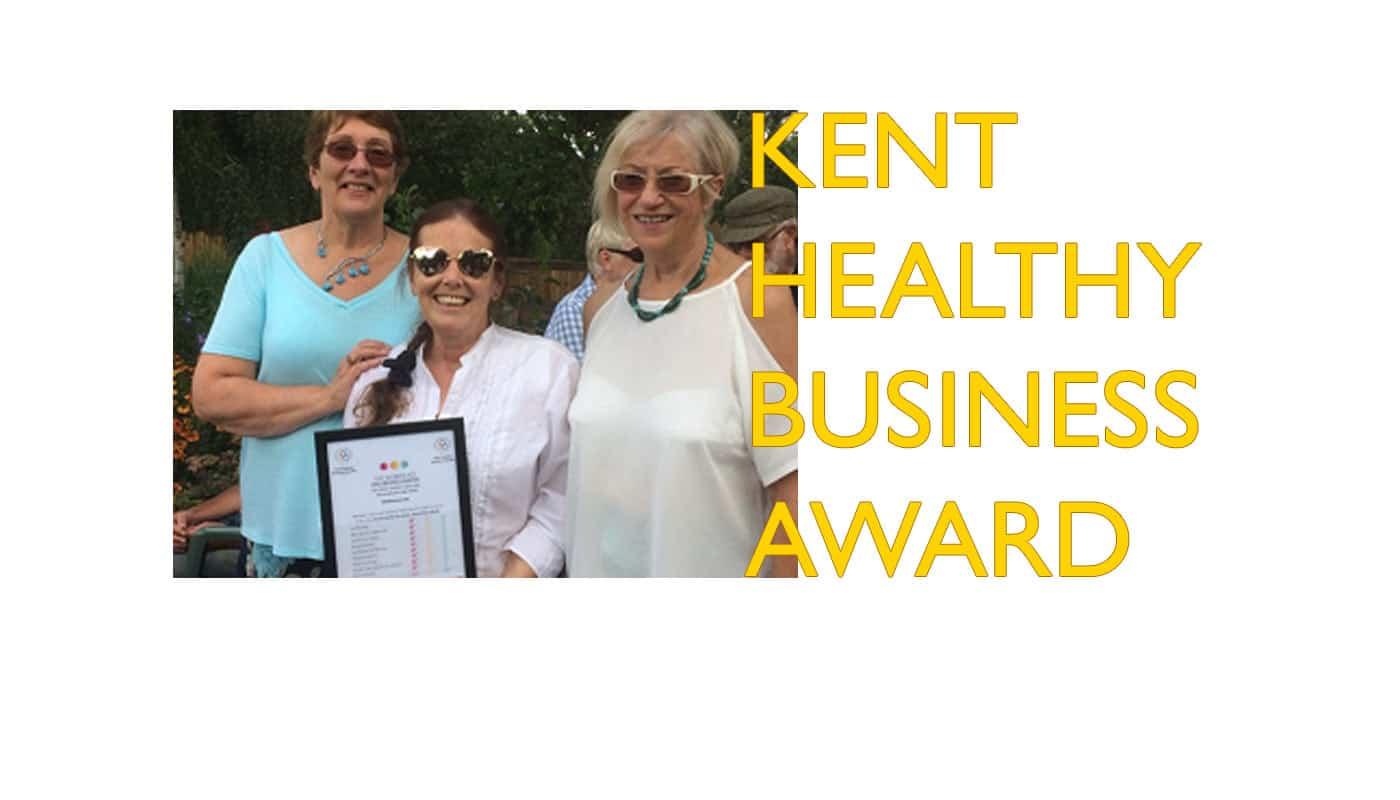 Kent Healthy Business Award